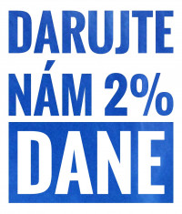 Darujte 2% ACTIVE YOUTH